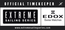 Edox Official Timekeeper of Extreme Sailing Series
