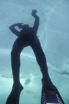 Christian Redl Will Attempt to Beat World Free-Diving Record