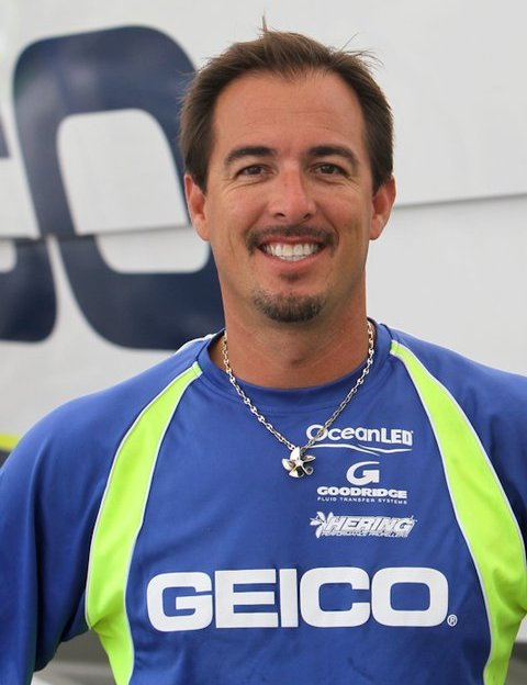 Marc Granet, Miss Geico Superboat Driver