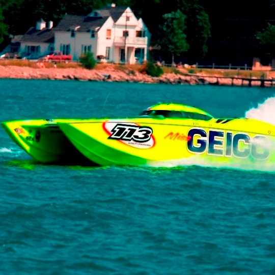 Edox Miss Geico Five Time World Champion 113