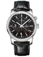 Eterna Mens 8340.41.41.1186 Soleure Moonphase Chronograph Watch
