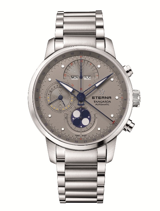 Eterna Tangaroa Moon-Phase Chronograph 2949.41.16.0277