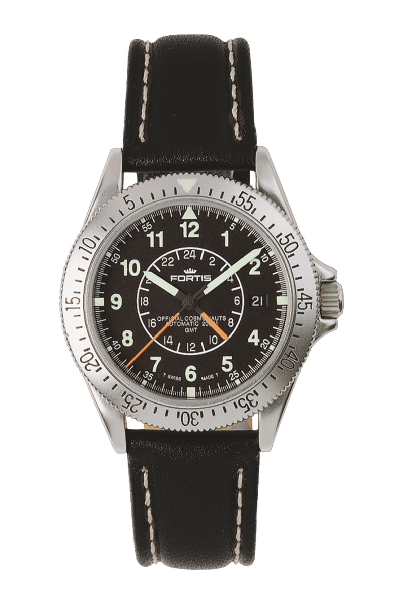 Fortis 611.22.11 L.01 Official Cosmonauts Men's GMT