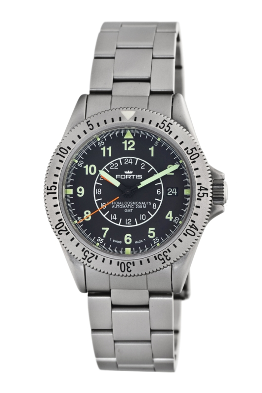 Fortis 611.22.11 M Official Cosmonauts Men's GMT