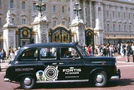 Fortis Watches Calculator Taxi