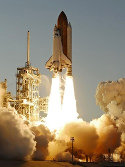 Final Launch of Atlantis Space Shuttle July 8, 2011