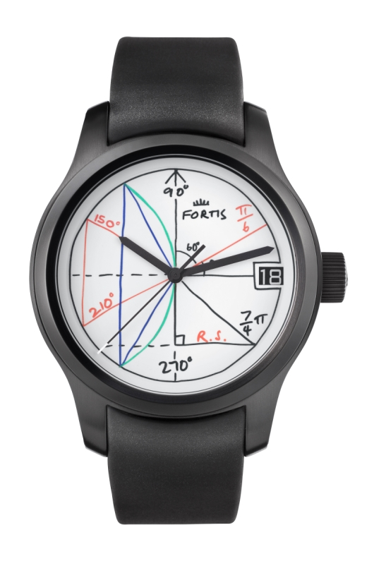 Fortis 2Pi Watch
