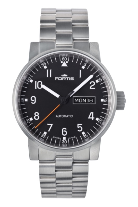 Fortis 623.10.71 Spacematic Pilot Professional