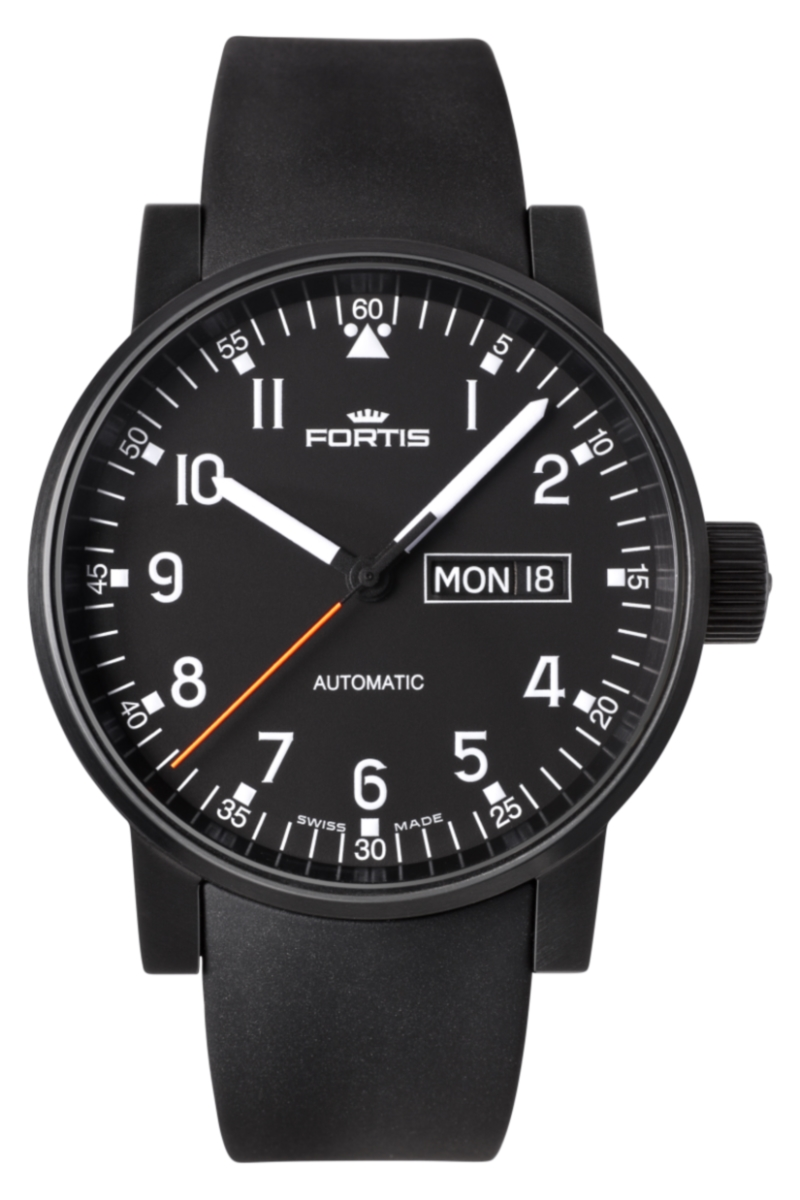 Fortis Spacematic Pilot Professional Watch Collection ...