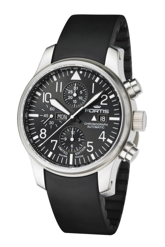 Fortis 701.10.81.K F-43 Flieger Limited Edition Chronograph