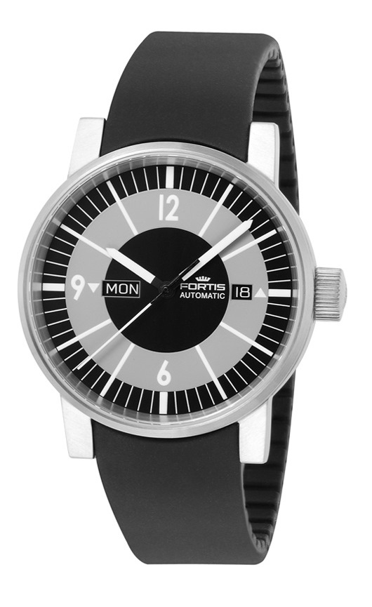 Fortis Spacematic Classic 623.10.38 Si 01