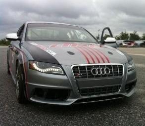 Josh Hurley to Debut New Audi S4 at Mid-Ohio Sports Car Course in Lexington