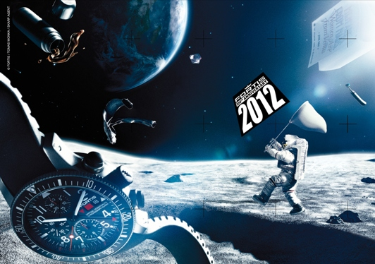 Fortis Watches in Basel - March 24-31, 100 Years of Fortis 2012
