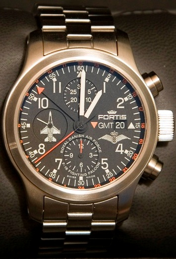 Fortis Squadron Watch 3