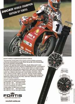 Ducati Private Label Watches