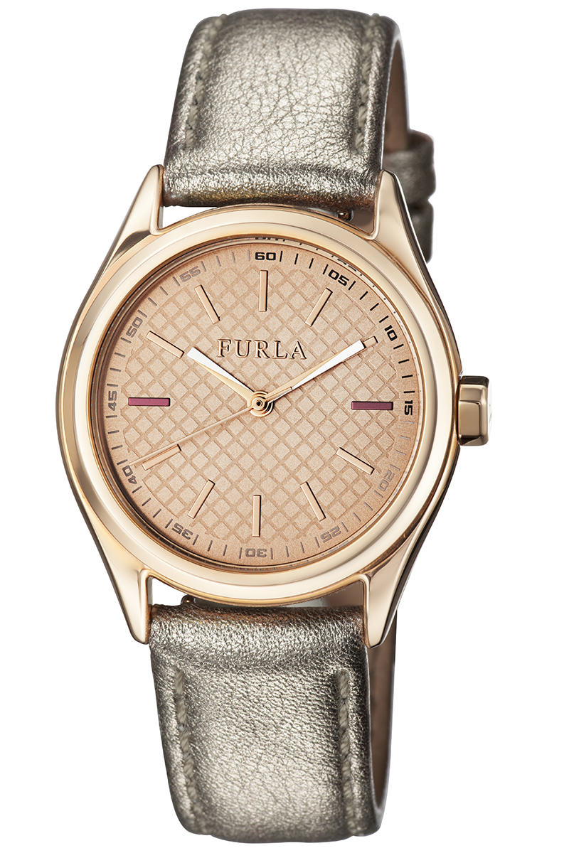 Furla Watches Gevril Group Club Brown R4251101502
