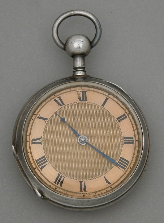 Daniel Gevril Historic Watch - Front View
