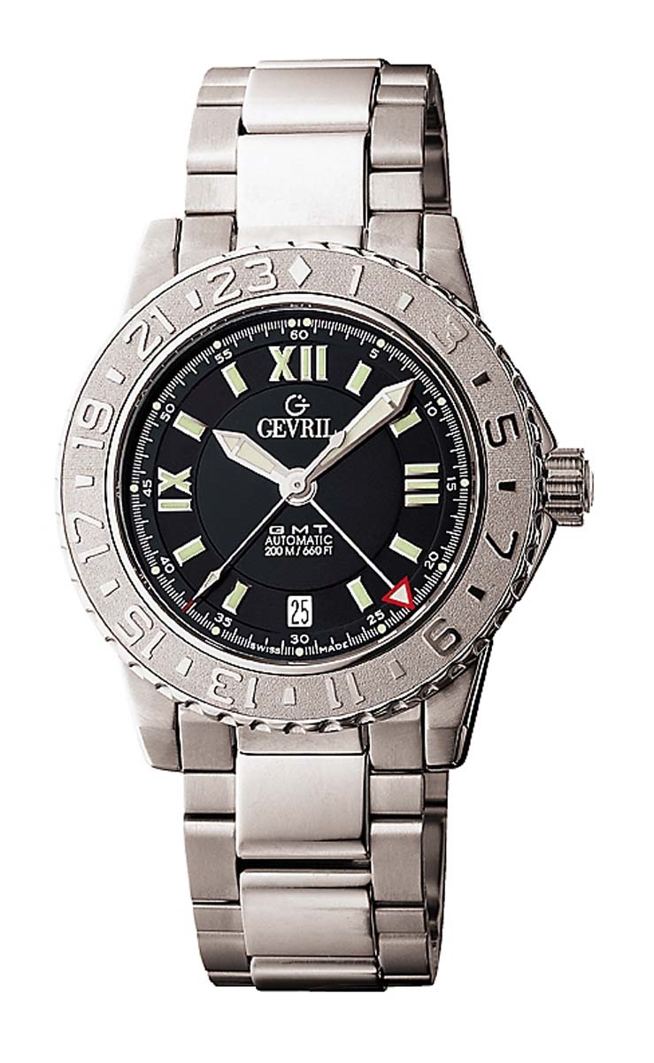 Historic gevril sea cloud watch collection watch brands for Gevril watches