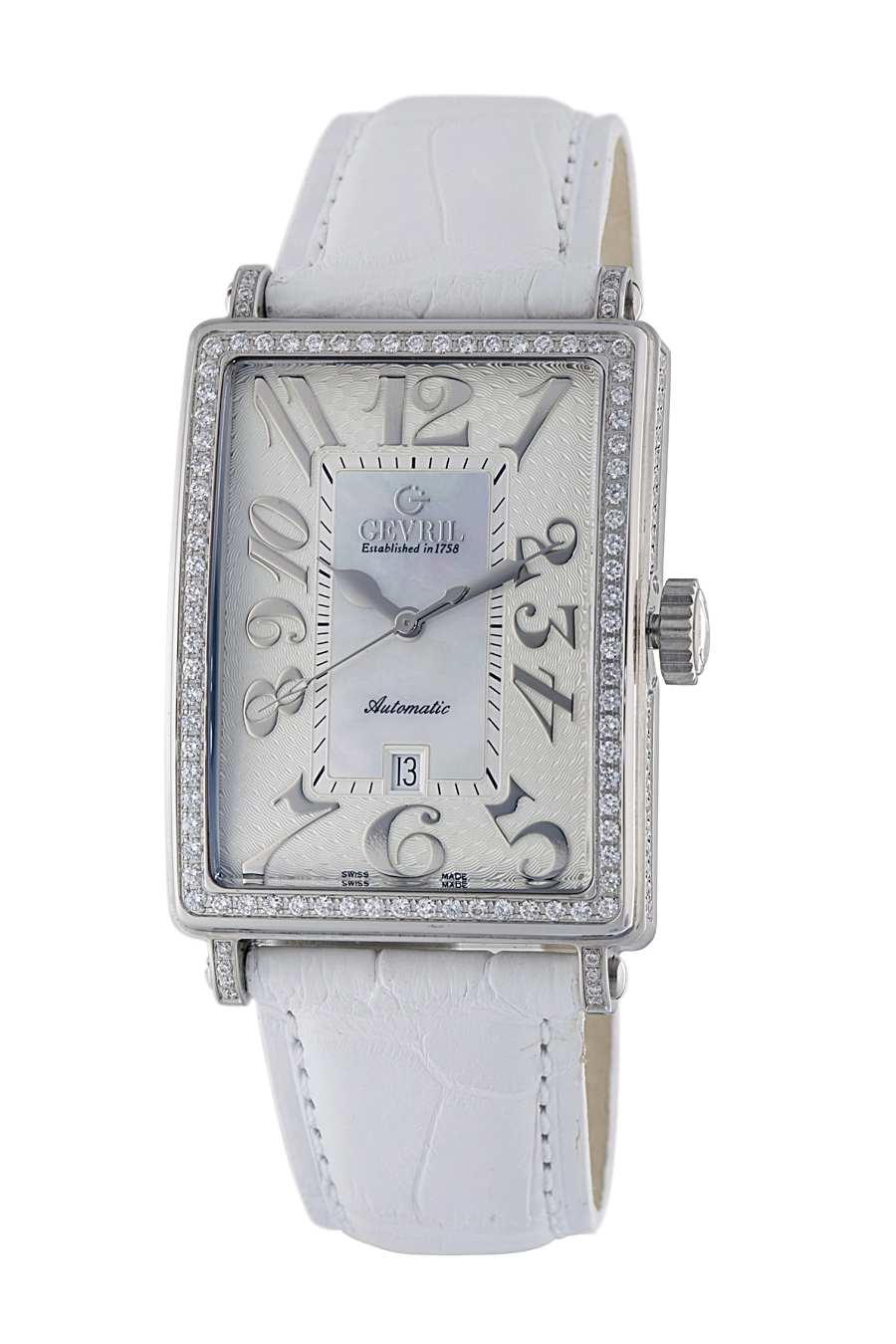 Gevril glamour watch is well glamorous watch brands for Gevril watches