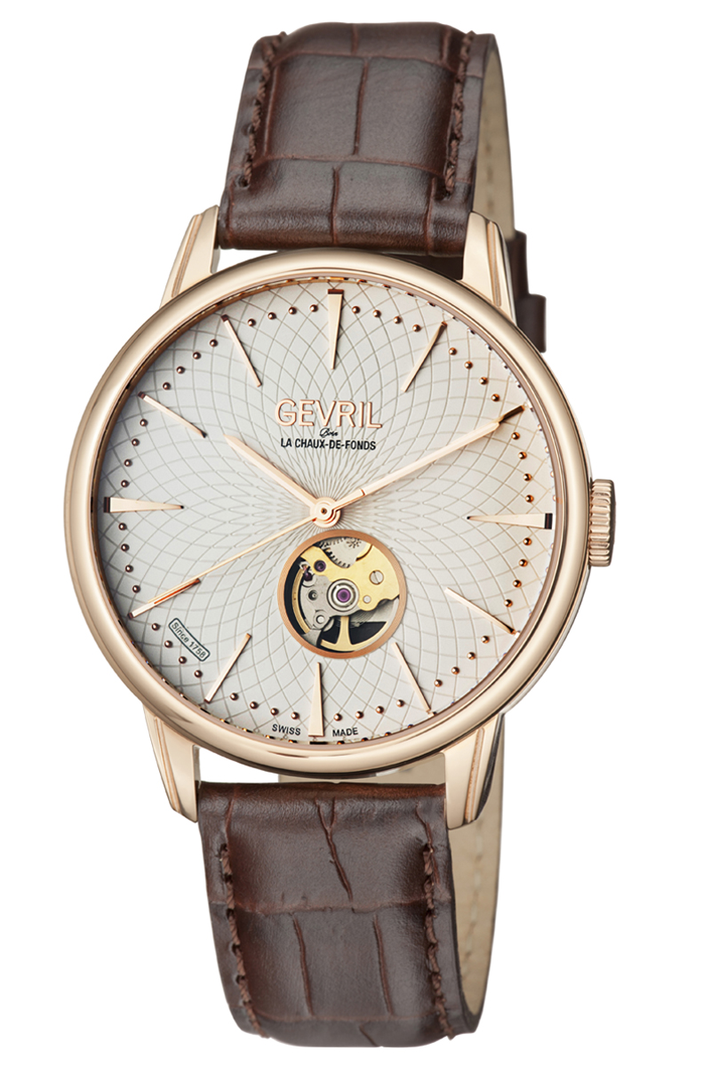Classically styled gevril mulberry watch collection watch brands for Gevril watches