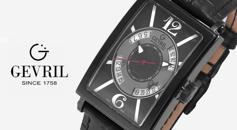Gevril Avenue of Americas Sport Watch Collection - 5050