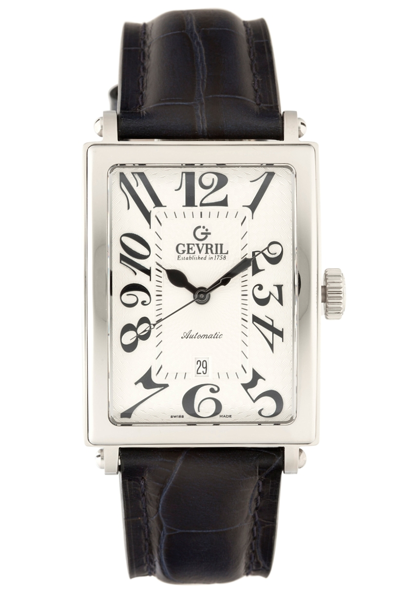Gevril announces exciting new additions to the avenue of americas collection watch brands for Gevril watches