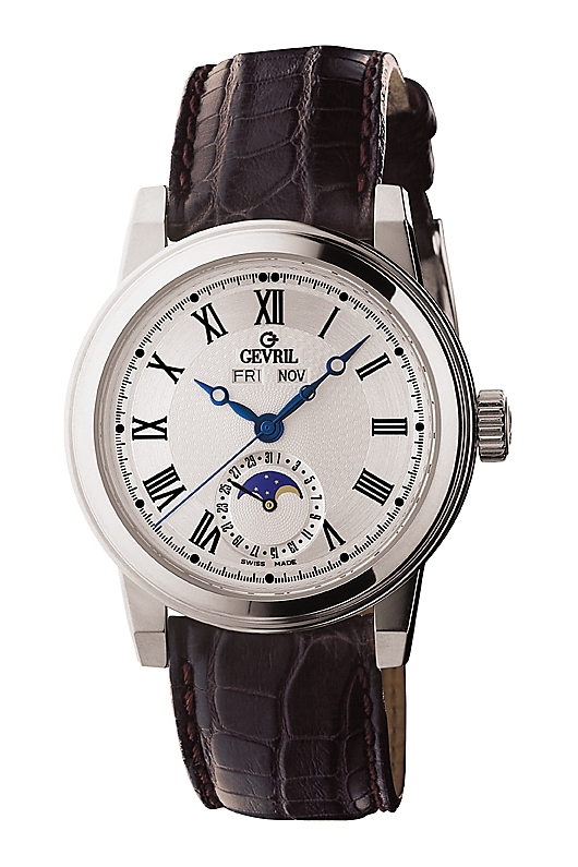 Historic gevril chelsea collection watch brands for Gevril watches