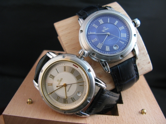 Historic Gevril First Generation Watches