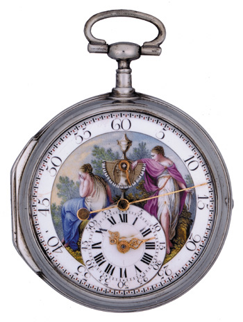 Gevril Pocket Watch Dated 1781