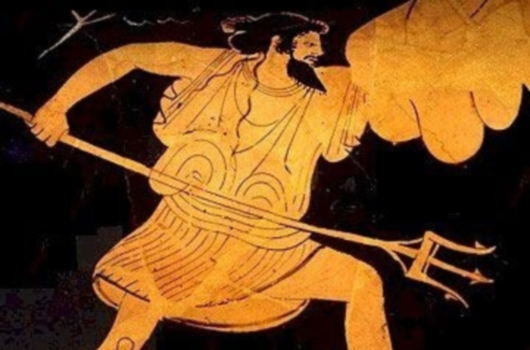 Ancient Greek Art - Poseidon