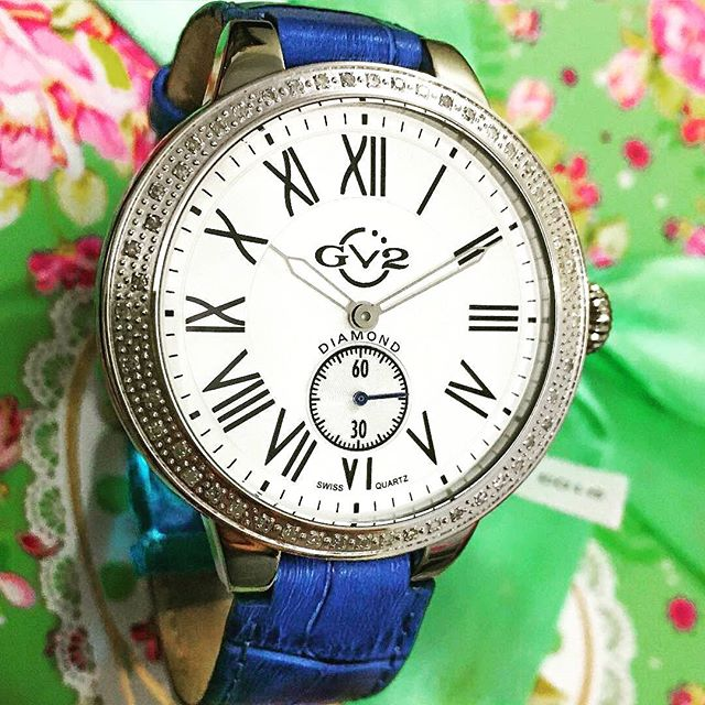 GV2 Astor Enamel Watch Collection