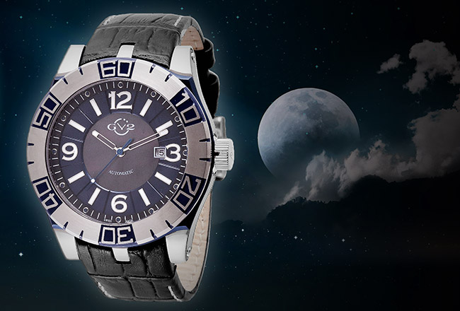 GV2 La Luna Watch Collection