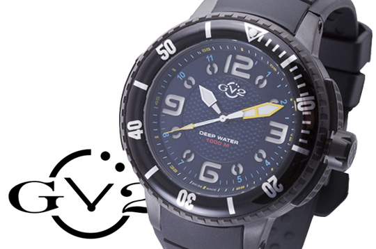 GV2 Termoclino Diver Watch Collection - 8902
