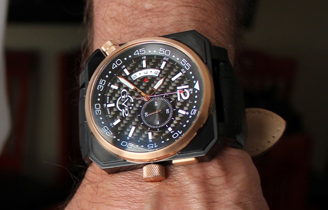 Good Watch Brands For Men >> GV2 XO Submarine GMT Watch Collection   Watch Brands