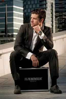 Haemmer Mens Watches