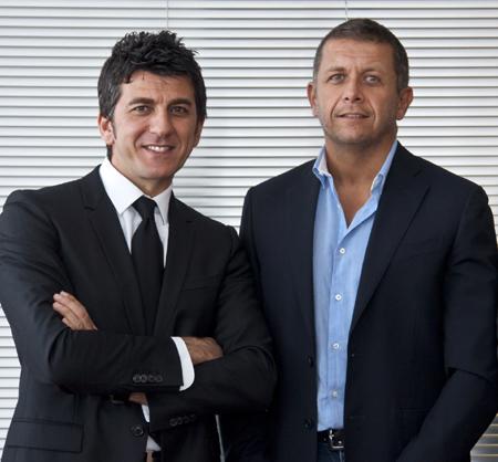 Giuseppe La Giusa and Maurizio Bianchini