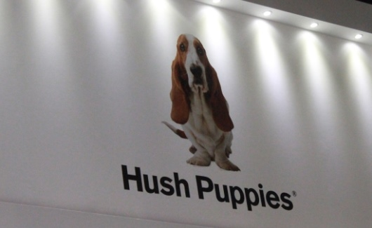 Hush Puppies at Baselworld 2014