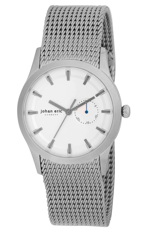 Johan Eric Mens JE-1300-04-001 Agersø Danish Designer Watch