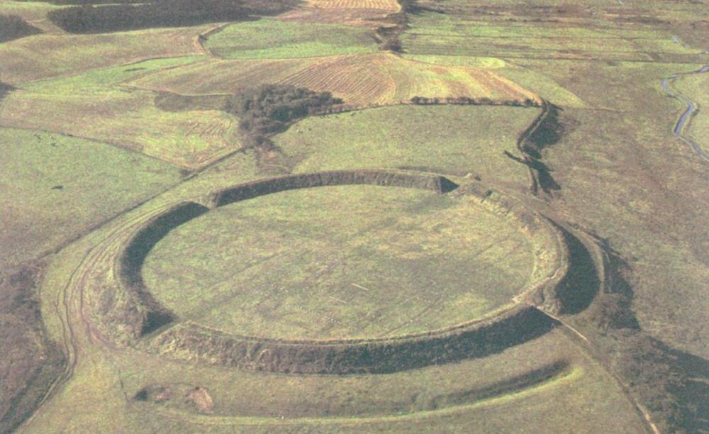 Fyrkat, Viking Ring Castle, Hobro Denmark