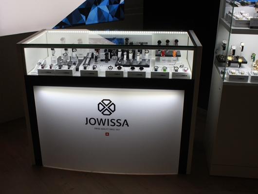 Jowissa Exhibit at Baselworld 2014
