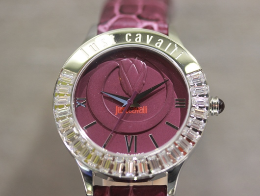 Just Cavalli Luminal Collection at Baselworld 2014