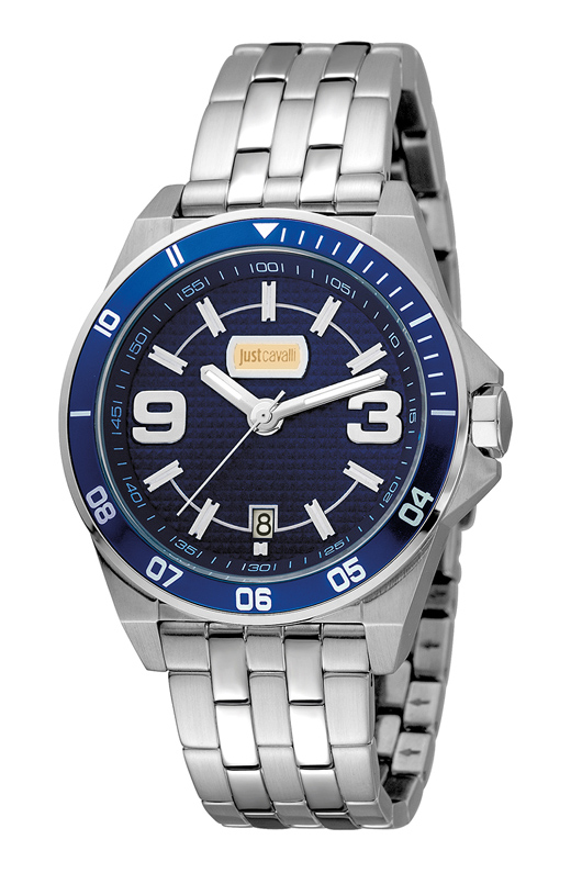 Just Cavalli JC1G014M0075 Sport Date Men's 40mm