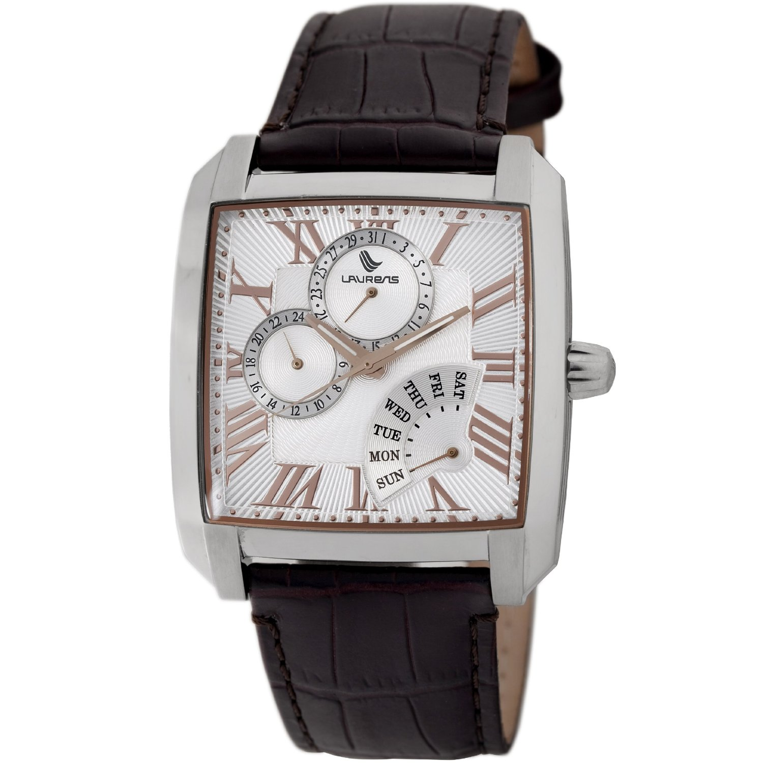 Laurens Mens 026349DD Today Multifunction Watch