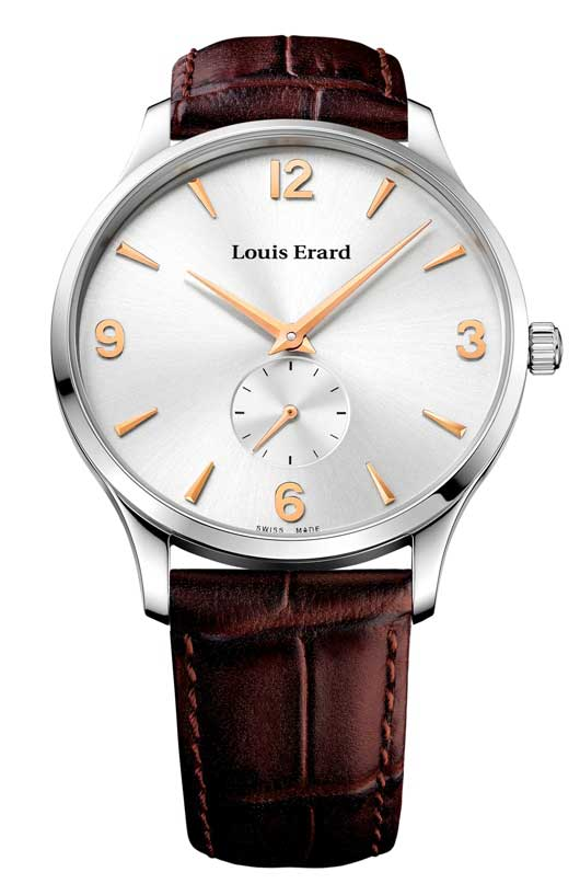 Louis Erard 1931 Small Seconds Collection - 47217AA03