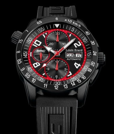 Louis Erard Mens 78 420 AN 50  BMC Limited Edition Chronograph