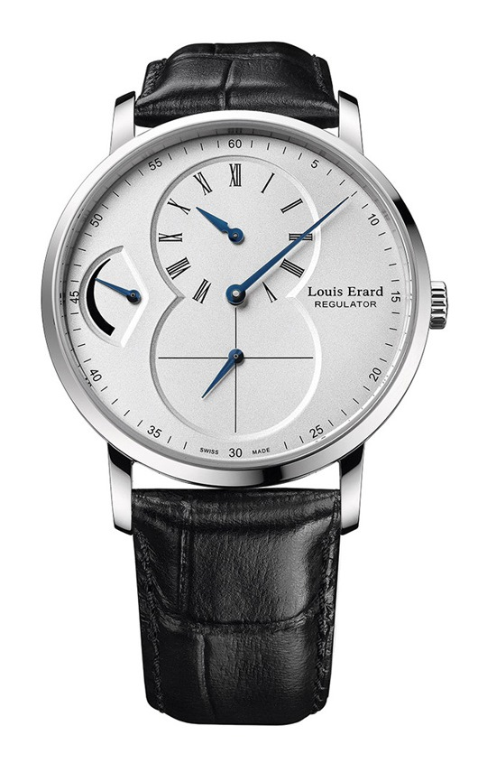 Louis Erard 54 230 AA01 Excellence Regulator Power Reserve
