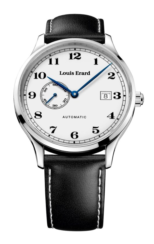 Louis Erard 66 226 AA 01 1931 Vintage Small Seconds