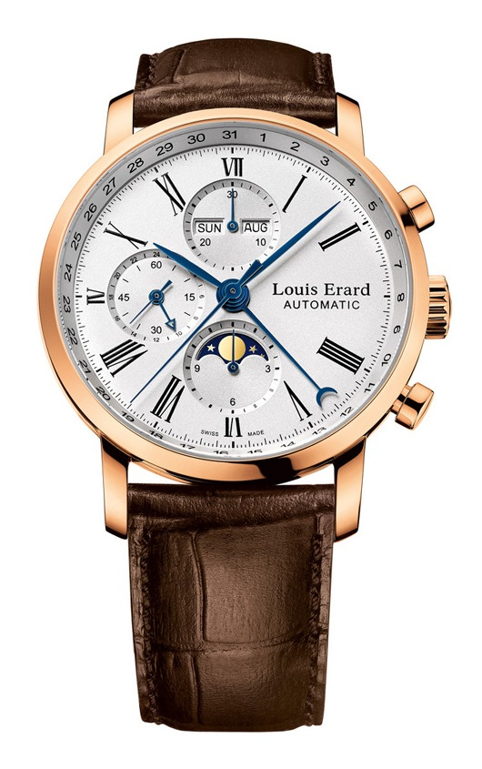 Louis Erard 80 231 OR01 Excellence Chronograph