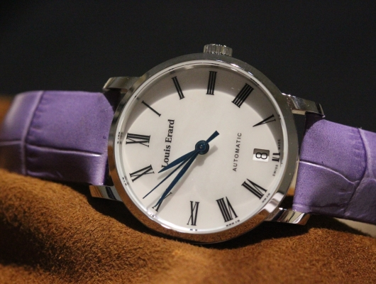 Louis Erard Romance Collection Baselworld 2015
