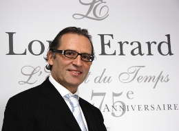 Louis Erard CEO Alain Spinedi